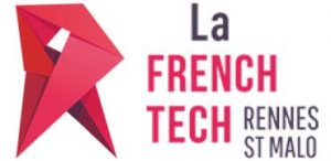 Logo French Tech Rennes St Malo