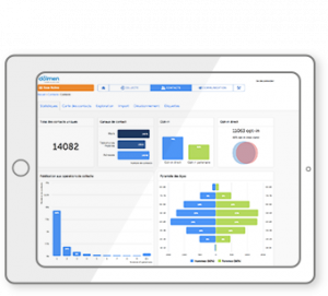 Notre plate-forme de collecte et gestion de données clients