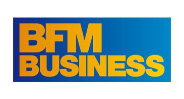 Logo Journal BFM Business