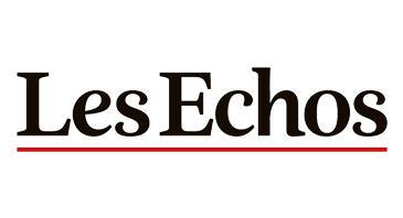 Logo Journal Les Echos