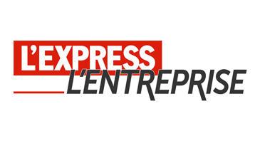 Logo Journal L'express L'entreprise