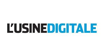 Logo Journal Usine Digitale