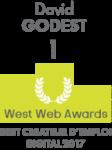 West Web Awards Best créateur d'emploi