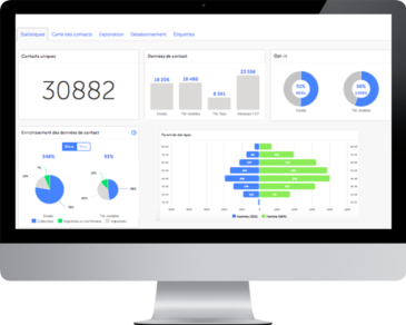 Dolmen, solution de data management