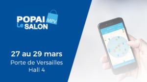Dolmen sera présent au salon MPV 2018 qui aura lieu de 27 au 29 mars 2018