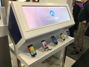 Les écran de la société Instore accompagnent le consommateur dans son acte d'achat
