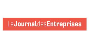 Logo du Journal des Entreprises