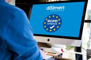 Dolmen, une plateforme 100% en conformité avec le RGPD