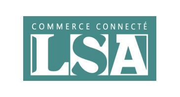 Logo du magazine LSA Commerce Connecté