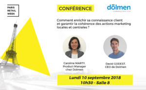 conference paris retail week