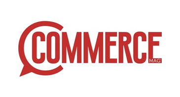 logo commerce magazine