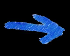 fleche bleue2